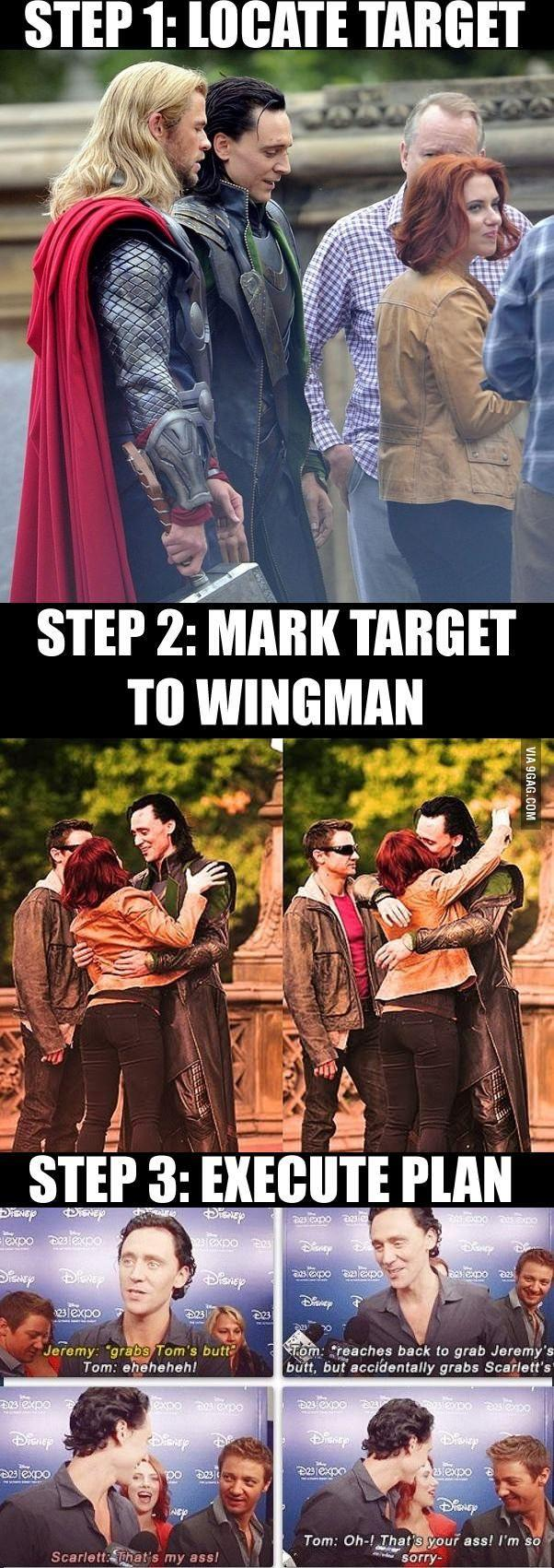 10 Rules To Being A Good Wingman