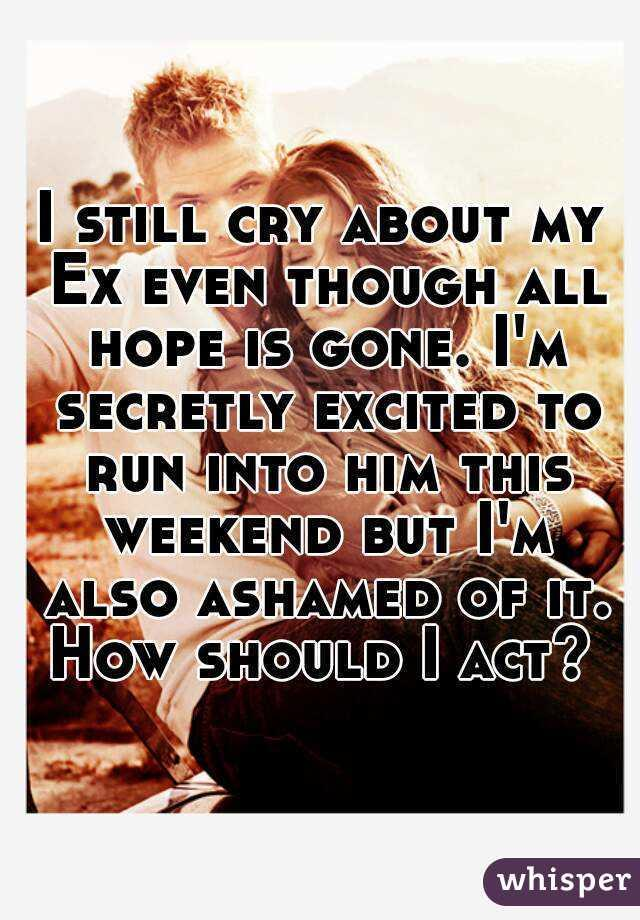10 Signs You're Not Over Your Ex