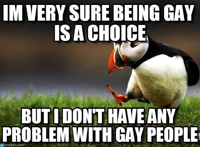 Caught in public gay