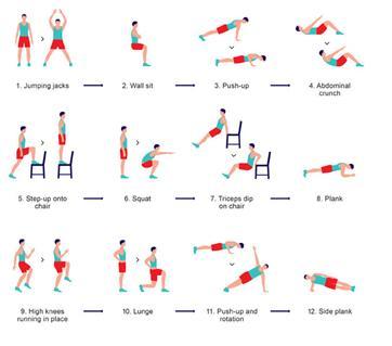 No Gym Problem Home Workout Tips