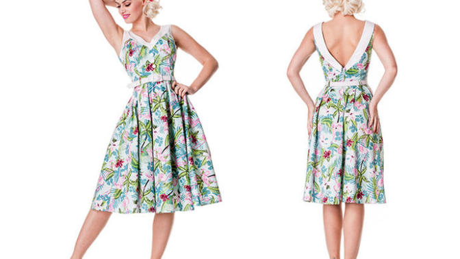 The Different Variations of Rockabilly/ Pin-up Fashion