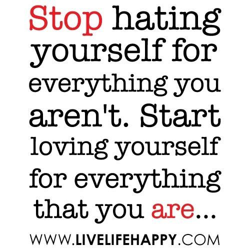 Love Yourself!!!