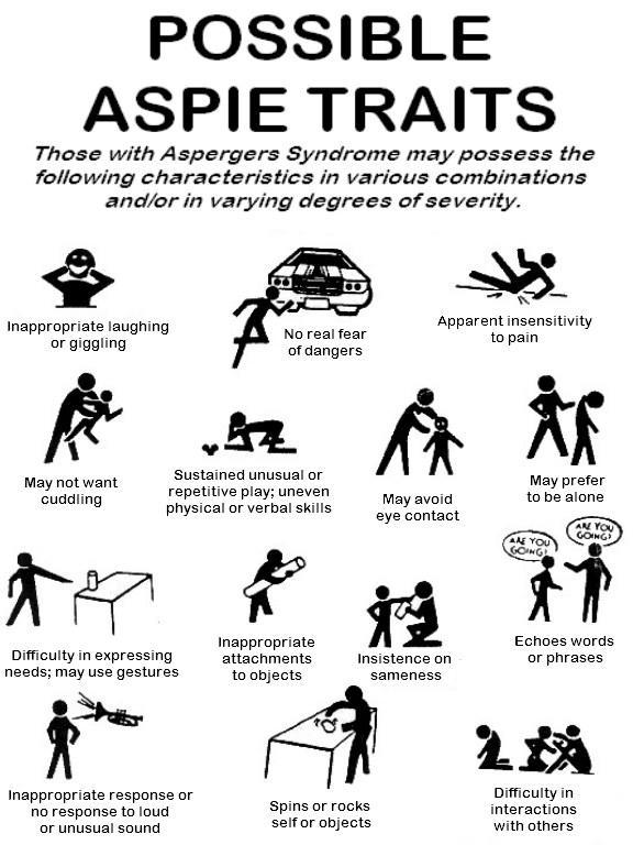 The benefits of having an Aspie boyfriend/girlfriend