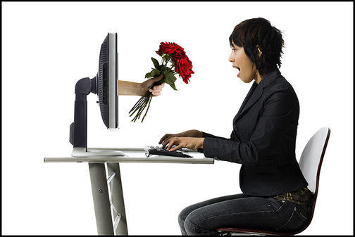 Is online dating the worst way to start a relationship?