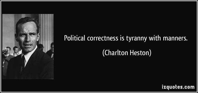 Political Correctness: Why we should get rid of it.