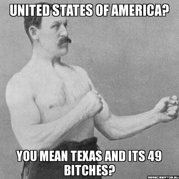 If You're Not From Texas, Then You Don't Understand