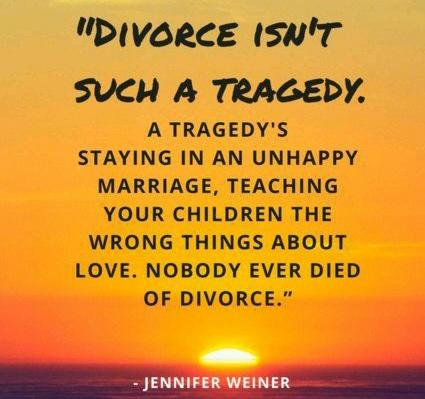 Being A Child of Divorce
