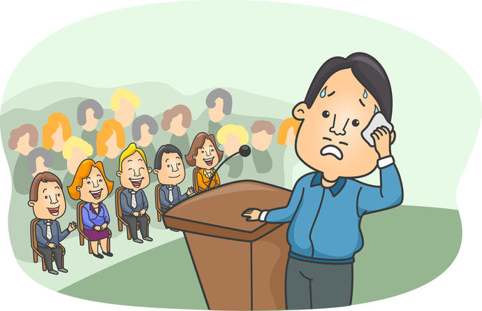 How To Get Over Fear Of Public Speaking