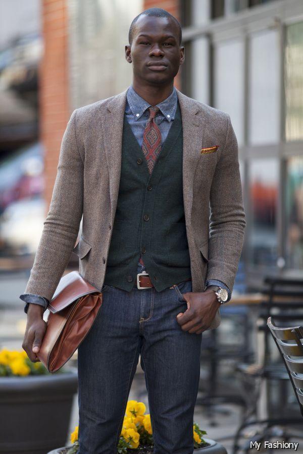 My Take on Men's Fashion!