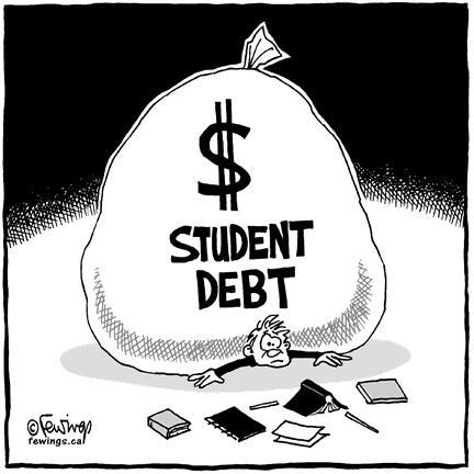 The truth about student loans.