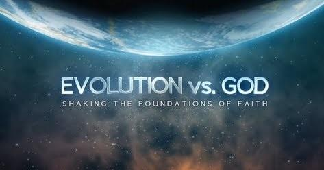 Evolution vs. God (Creationism)