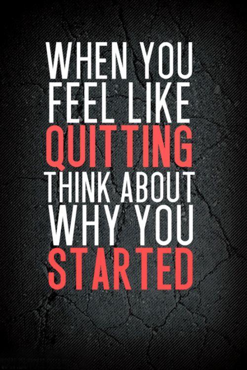 My new motivation.