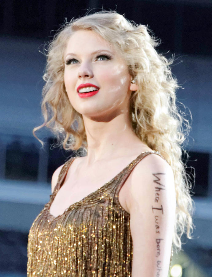 Taylor Swift songs to help you feel better