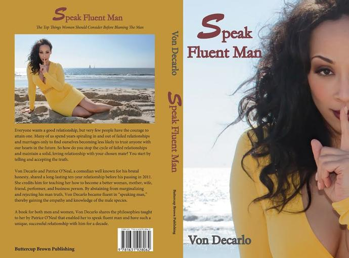 "Relationship Expert Von Decarlo: ""Speak Fluent Man"""