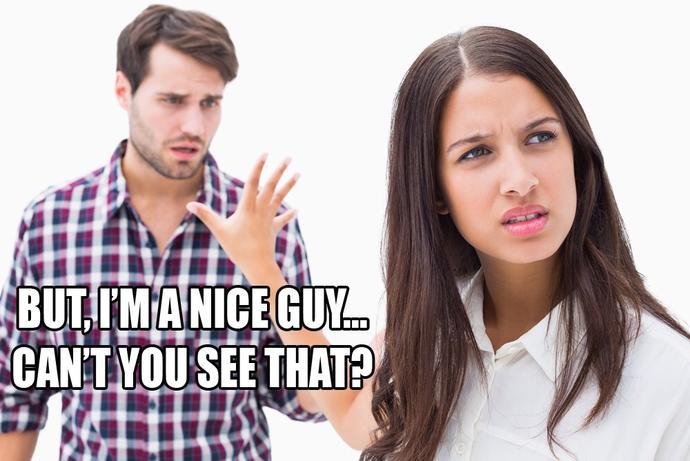 """The """"I'm a nice guy"""" card"""