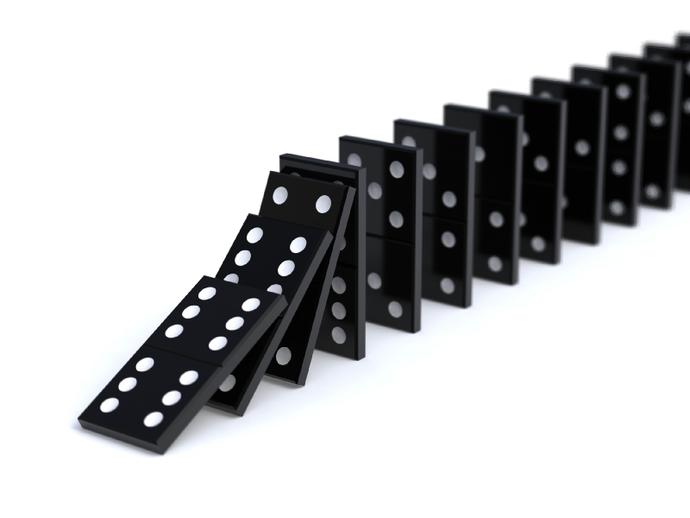 The Domino Effect (Hostile Online Comments)