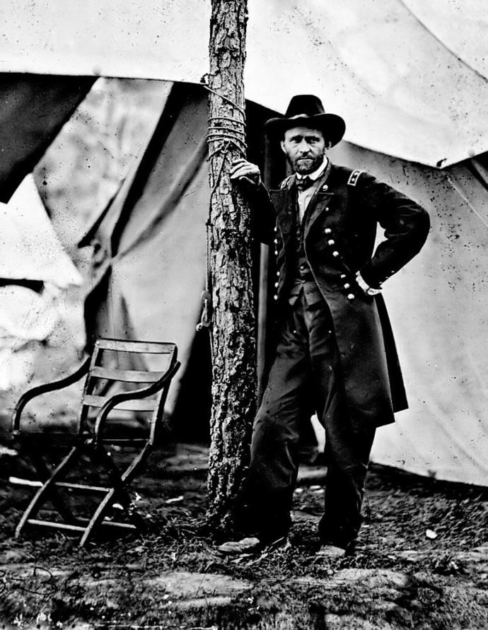 Dating lessons from....Ulysses S. Grant.