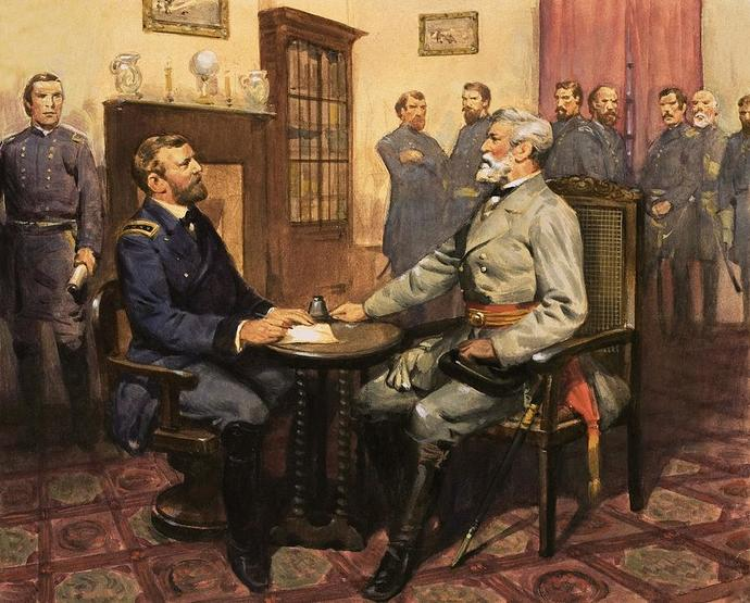 Dating lessons from... Ulysses S. Grant!