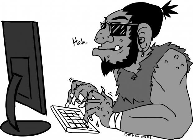 GAG MAG! (The Different Types Of Trolls)