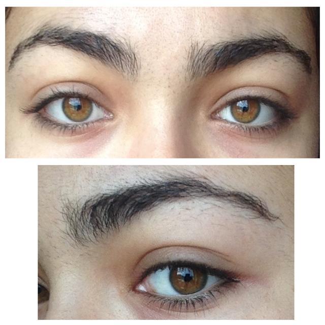 D. I. Y Eyebrow Tutorial/Pictorial :)🐛