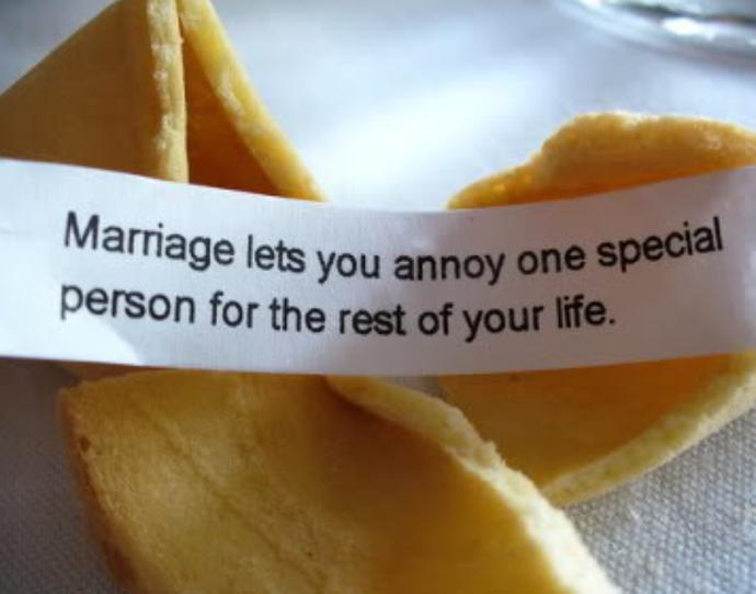why marriage is awesome!