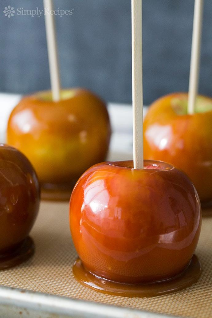 How to make Caramel Apples!