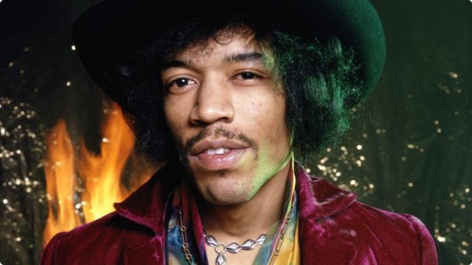 A Jimi Hendrix Tribute