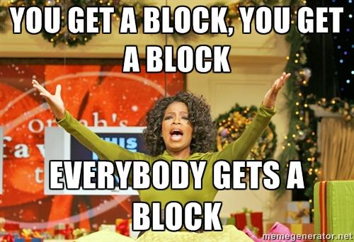Why I Block People on G@G