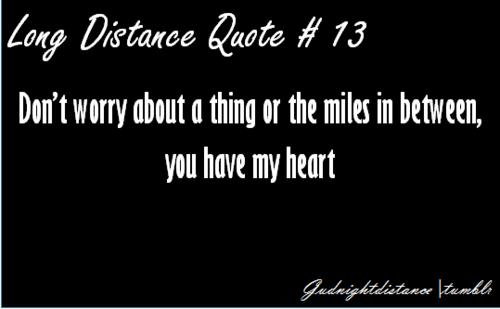 Long Distance Relationship Doesn't Have to Mean Hard