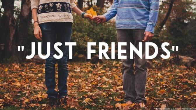 The Friendzone doesn't exist