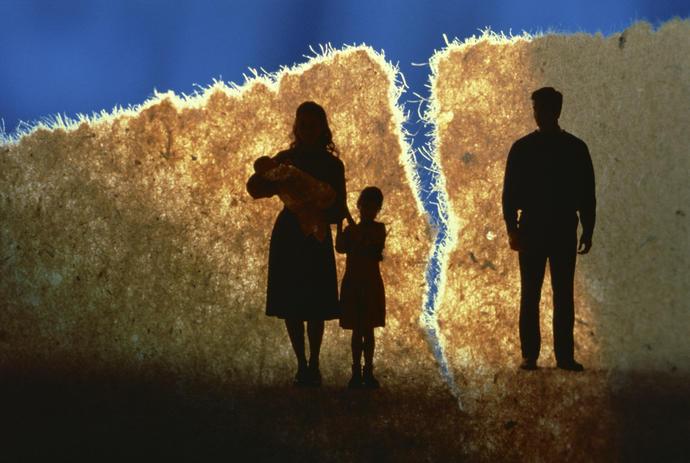 Dealing with parental divorces