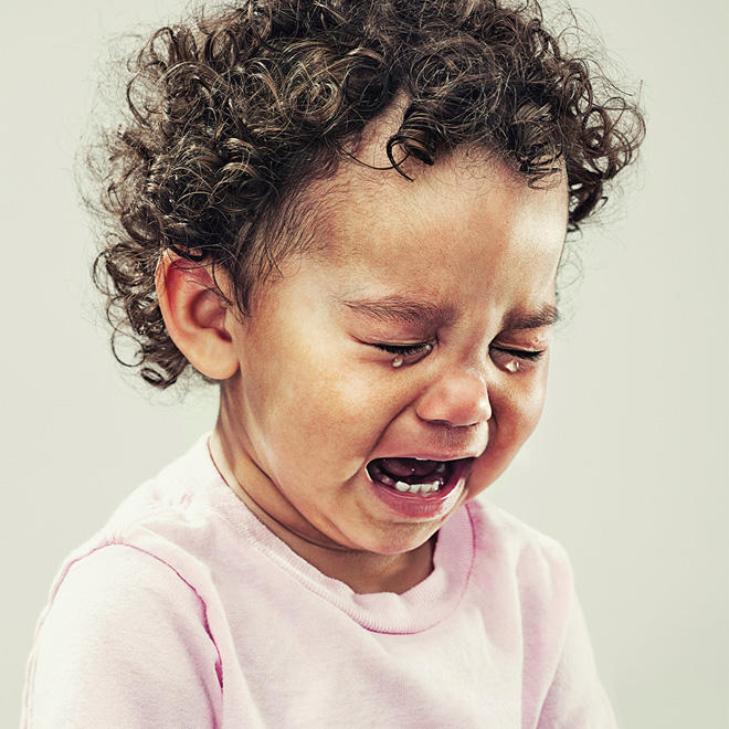 Crocodile Tears (Why Kids Cry)