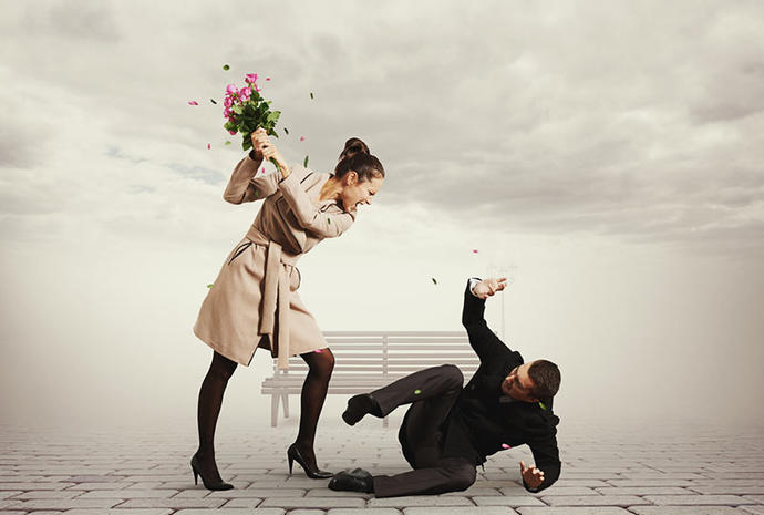 Things people do in dating that could damage their relationships