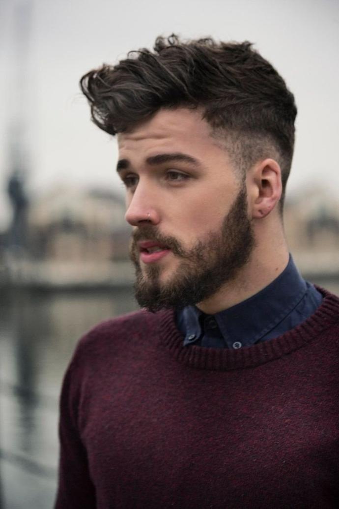 7 Hair looks, I love on men!