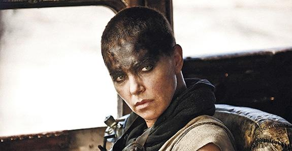 Bad-ass Female Movie Characters