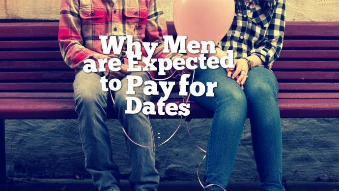Why Men are Expected to Pay for Dates