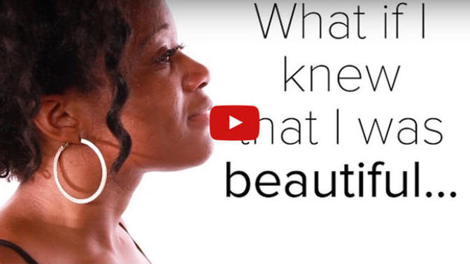 You are beautiful because you say so!