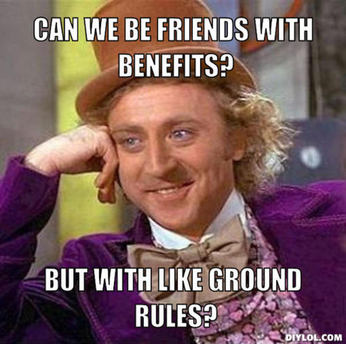 4 Reasons Why friends with benefits Relationship is a Bad Idea