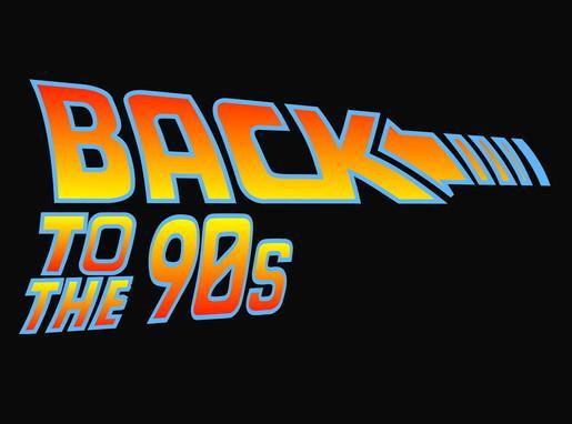 90's nostalgia: A big 90's blast from the past!