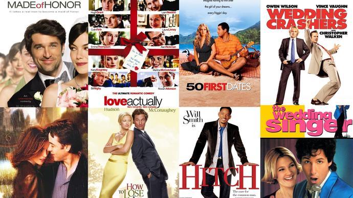 Romantic girl movies