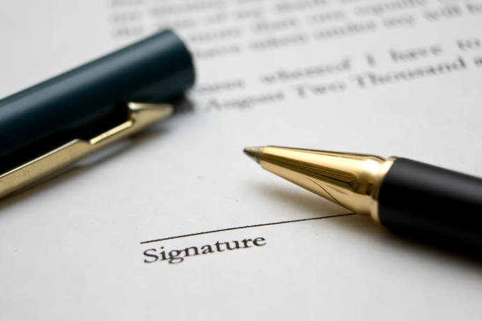 Pre-Nuptial Agreement - Advanced Terms