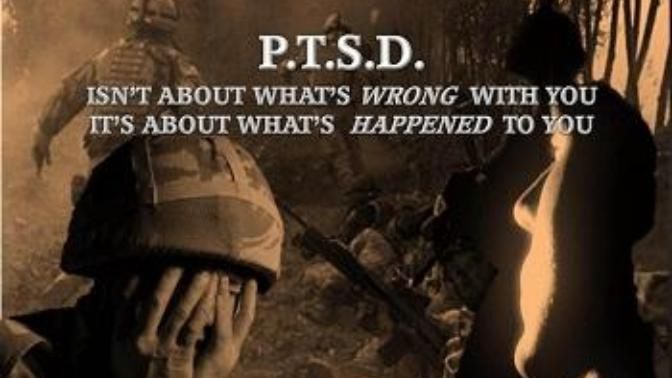 Helping with PTSD (Post Traumatic Stress Disorder)