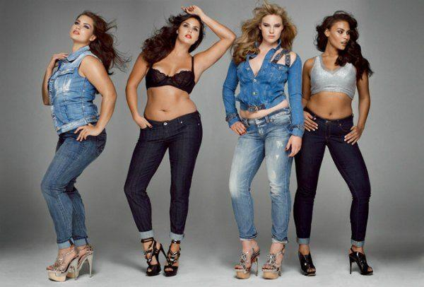 You Can Be a Plus Sized Fashionista