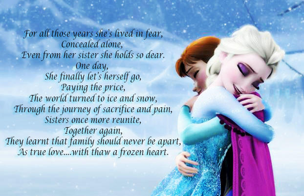 Why I think Frozen isn't overrated
