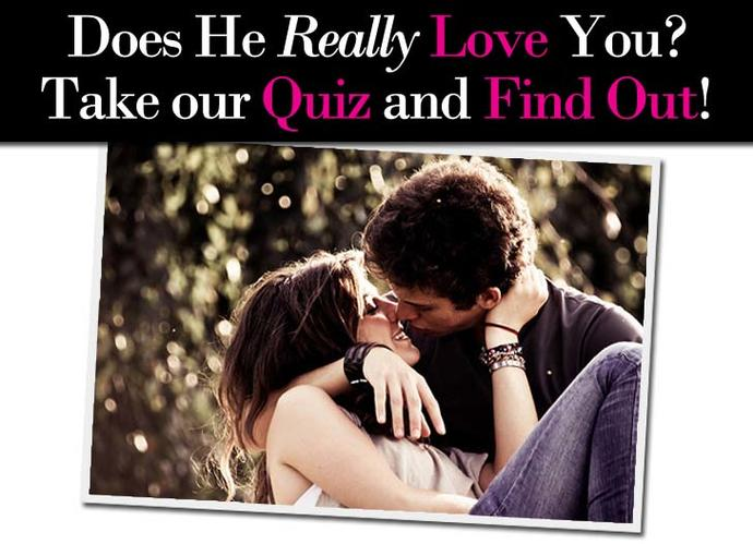 Does she love me quiz for adults