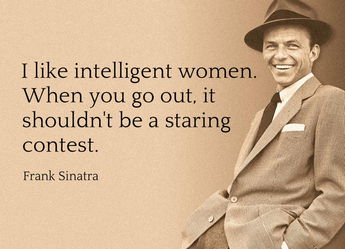 No, Ladies, Men Are NOT Intimidated By Intelligence!