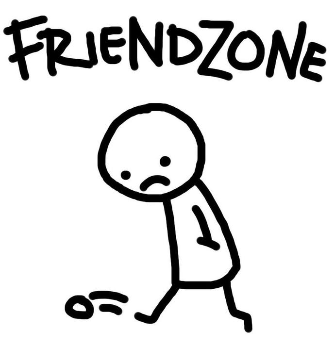 The Friendzone. Why not just accept it, but turn the tables around?