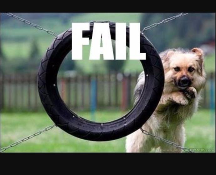 Why It's Okay To FAIL!