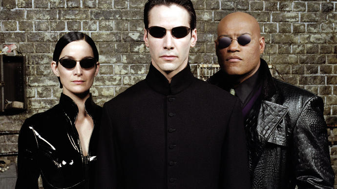 """Why Every Man Responds on Some Level To """"The Matrix"""""""
