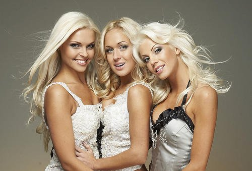 Let's Hear It For The Beauties of the Baltics!